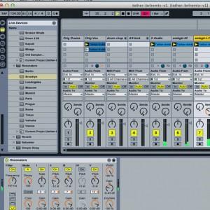 """Dan Lukas """"Tether"""" remix"""